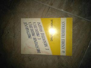 Knjiga PRETVARANJE DRUS.PREDUZECA U PRED. U DRUSTVENOJ