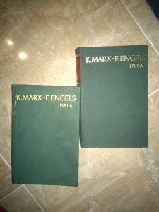 Knjiga DELA- K.MARKS/ F.ENGELS kolekcija