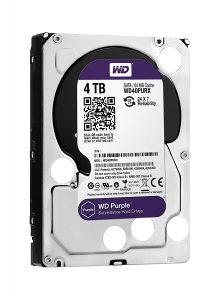 HDD SATA3 4TB WD Purple WD40PURZ