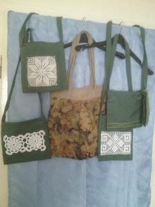 Runo radjene zeske torbe