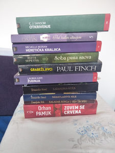 Knjige razne