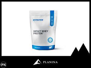 MYPROTEIN Impact Whey Protein 2,5kg Vanilija