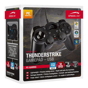 Speedlink Thunderstrike – gamepad za PC