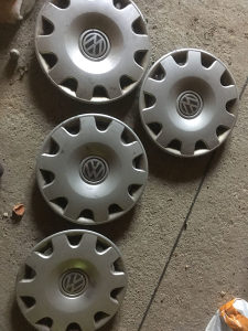 VW Ratkape Original 15 golf passat bora jetta polo sharan