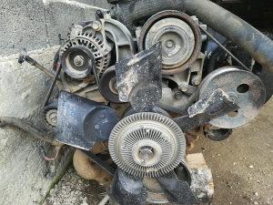 Motor jeep grand cherokee