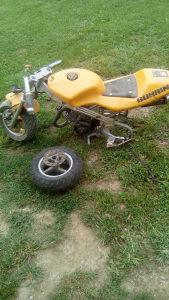 Mini motor dijelovi
