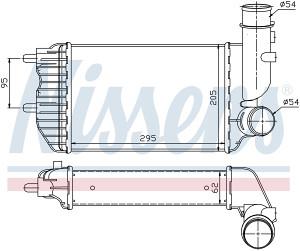 FIAT DUCATO II -Hladnjak zraka (1994-2006)
