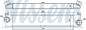 FIAT DUCATO -Hladnjak Intercoolera (2006-2014)