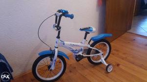 Djecije biciklo bicikl ALPINA 3 do 6 god