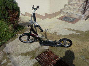 romobil Bicikl trotinet