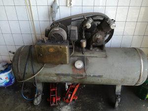 Kompresor za zrak 2klipa