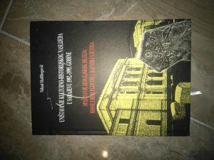 Knjiga UNISTAVANJE HISTORIJSKOG NASLJEDJA U SARAJEVU-N.