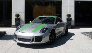 Porsche 911-R