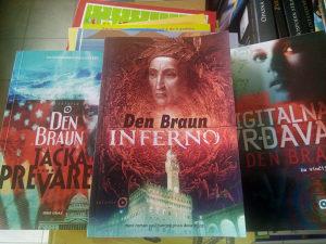 Knjige - Den Braun - Inferno