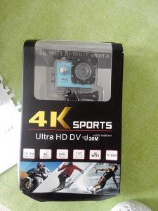 Akciona kamera 4K Ultra HD