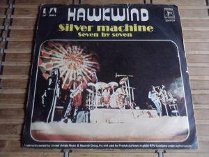 Hawkwind – Silver Machine