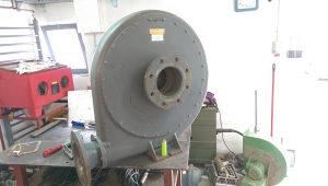 centrifugalni ventilator turbina