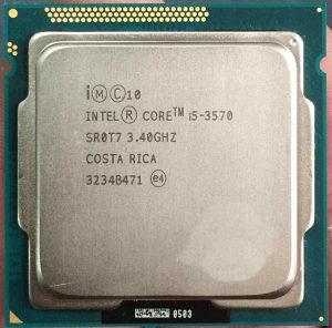 Procesor Intel Core i5 3570 3.40