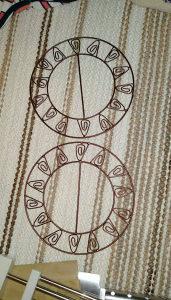 Dekorativni drzaci za paravan,zavjesu
