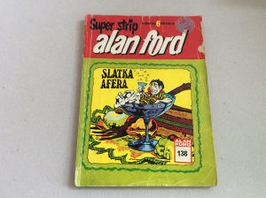 Vjesnik Alan Ford 138
