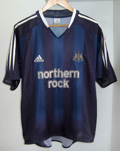 Stari dres Newcastle United - adidas original