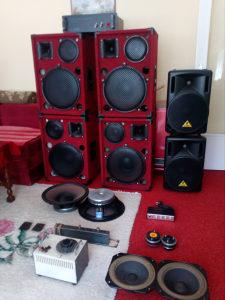 Muzička oprema i dijelovi
