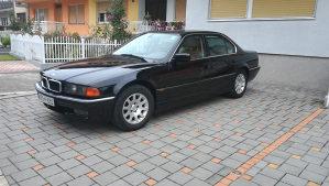 BMW 7, E38