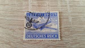 Luftpost Deutche Reich