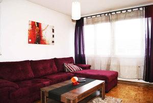 Trosoban namješten stan - Skenderija - Centar - 80 m2