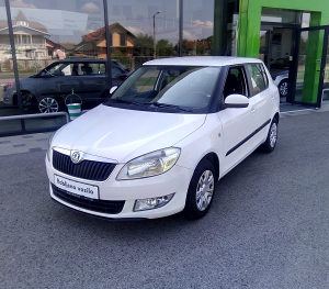 Škoda Fabia 1.6 TDI - Autorad doo