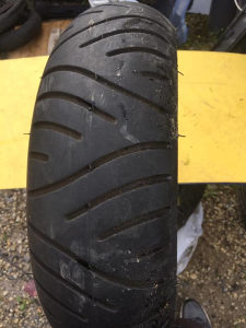 Moto guma Metzeler 130/60-13 2013 extra stanje