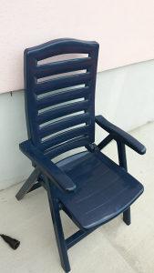 rasklopiva stolica