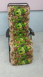 rasklopiva stolica lezaljka