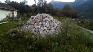 Građevinski kamen - materijal