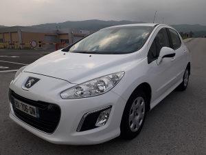 Peugeot 308 1.6 e-HDI TEK UVEZEN MODEL-2012