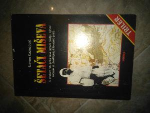 Knjiga SETACI MISEVA(NEVEN KAZAZOVIC)