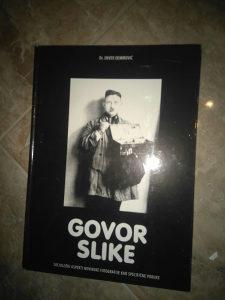 Knjiga GOVOR SLIKE- DR. ENVER DEMIROVIC