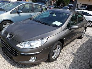 Peugeot 407 fulll