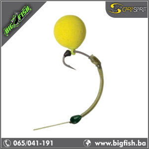 CARP SPIRIT KICKERS WITHY POOL WEED GREEN X 10