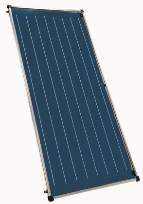 Solarni kolektor za zagrijavanje vode