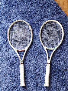 Teniski reketi:Donnay SuperMid Ceramic i Donnay Graphit