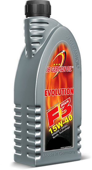 15W40 Evolution F3 High-Tec Power