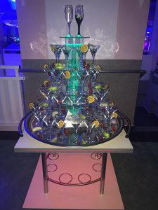 Kupola za šampanjac