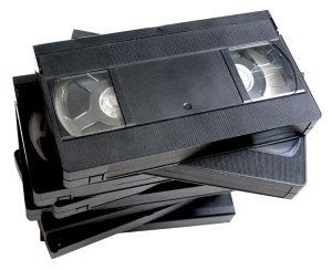 VHS kasete