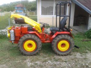 traktor pasquali 995 tomo vinković 30 KS