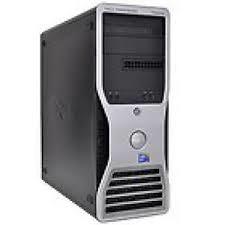 Dell T5500 Intel Xeon Quad Core 2,67GHz