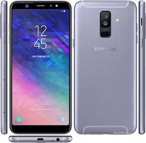 Samsung a6 plus Novo