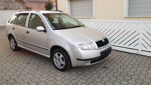 "Škoda Fabia 1.4 16V Automatik-Elegance-Godište:2003""Uvoz Švicarska"""