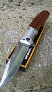 Lovacki noz preklopivi Browning Novo