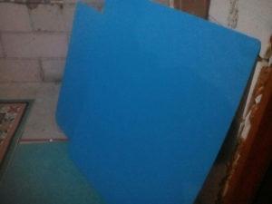 Ploča plastična 1,20\1,00 m